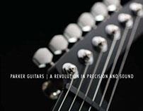 2005 Parker Guitar Catalog