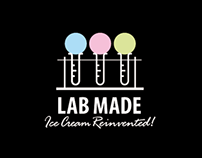- lab made ice cream / 2013