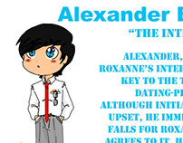 The Never-Ending Problems of Alexander Bennett - Cast