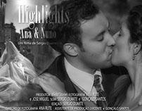 """Highlights"" Ana & Nuno"