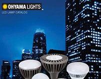 Ohyama Lights 2013 Catalog
