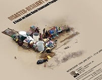 Poster for disaster resilient design workshop
