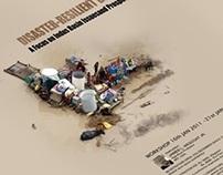 Poster for disaster resilient design workshop