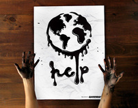Greenpeace Initiative Poster Series