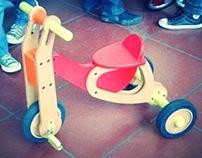 Bucco - Triciclo para armar
