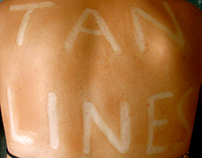 Tanlines Gig Poster