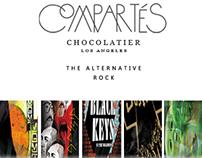 Embalagens Compartés Chocolatier