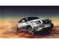 Nissan Hero - Commercial