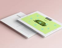 Postcard System
