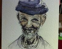 Quick watercolors