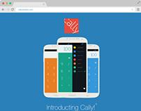 Cally Website Design