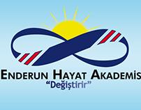 Enderun Hayat Akademisi Logo (2013)