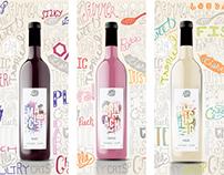Wine Typography Poster