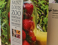 Heritage Society Breakfast for the Saint Louis Zoo 2013