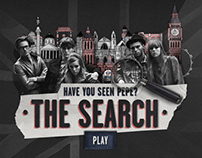The Search - Pepe Jeans
