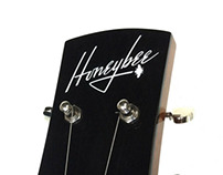 Honeybee Guitars Logo