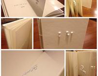 TACTILE DESIGN X GRIMES / element 2 - braille book.