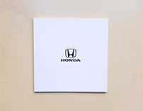 Honda Brand Book