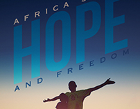 Africa sings hope and freedom