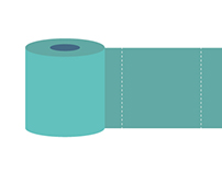 Toilet Paper Infographic