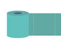 Toilet Paper Infographic