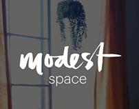 A Modest Logo