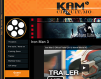 [Web Design] Kam`CIRCUIT.MO