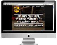 AEC (Teatro da Trindade) - Web Site/Banner