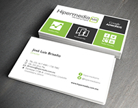 Hipermedia Marketing Business Card