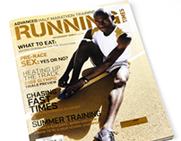 Running Times Magazine - Redesign