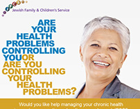JFCS -- Healthy Living Program Poster