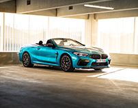 BMW M8 Competition Cabriolet (F93)