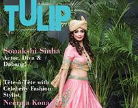 Srishti Vyakaranam for a Local Magazine