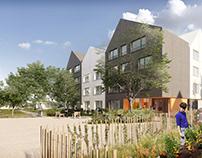 Adoma Strasbourg / TOA Architectes
