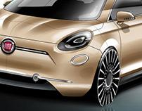 Fiat 500 (video)
