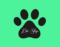 Logo venta de mascotas