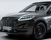 2019 Ford Kuga Base Spec