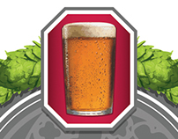 Ohio State Beer Labels