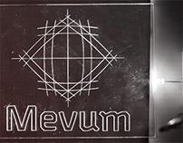 New font family: Mevum