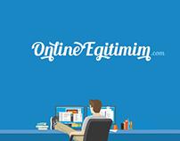 Online Eğitim Platformu - OnlineEgitimim.com