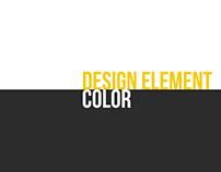 Design Element Color