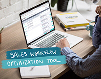 Workflow Optimization WebApp