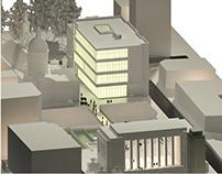 Ampliación Palacio de gobierno municipal - Rosario