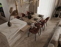 KITCHEN STUDIO Interior Design and vizualization