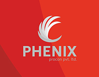 Phenix Efcon Branding