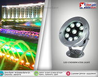 LED Lights Products | Telestar Gp (2014-2015)