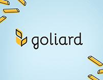 Goliard Rebranding