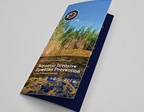 aquatic invasive species prevention brochure