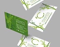 Branding // I'Canneto Restaurant