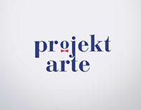 Logo & Branding - projekt arte